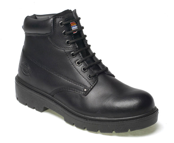 Dickies Antrim Safety Boot Black