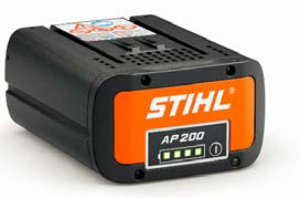 STIHL 36V Lithium-ion Battery AP 200 Pro 2018