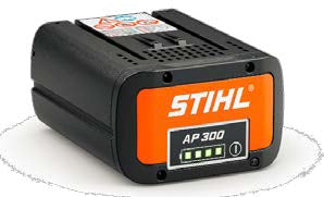STIHL 36V Lithium-ion Battery AP 300 Pro 2018