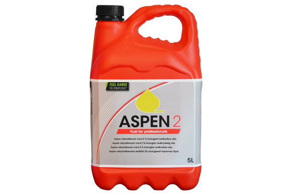 Aspen Alkylate 2-Stroke 5Ltr Fuel Mix for Husqvarna