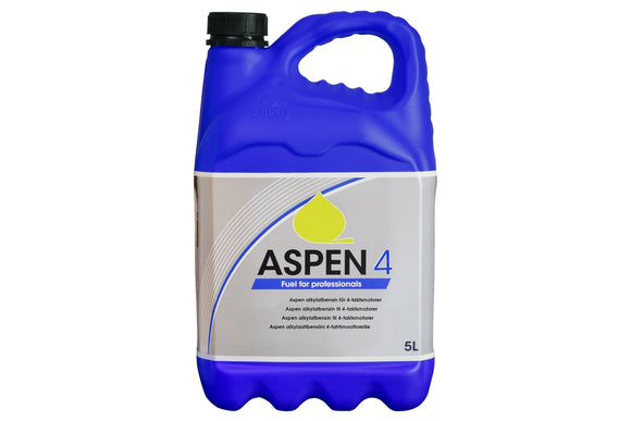 Aspen Alkylate 4-Stroke 5Ltr Fuel Mix for Husqvarna