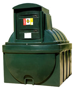 Atlas Oil Tank 2500FDA