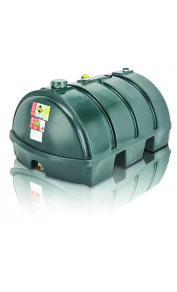Atlas Single Skin Oil Tank 1225L