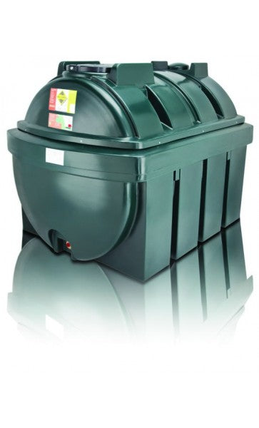 Atlas Horizontal Bunded Oil Tank 2500L