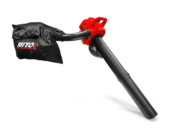 Mitox Petrol Leaf Blower | 260BX Premium Home-Owner