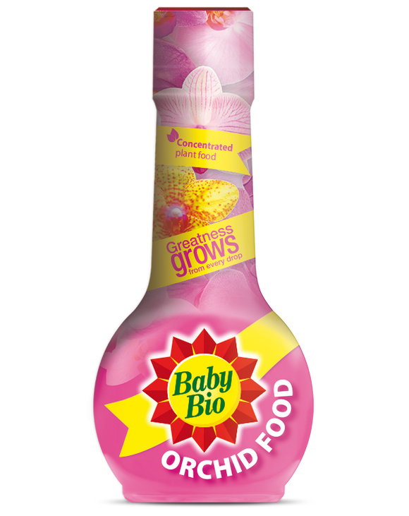 Baby Bio Orchid Food 175ml