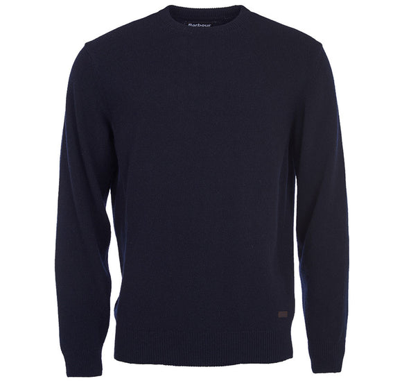 Barbour Patch Crew Neck Jumper