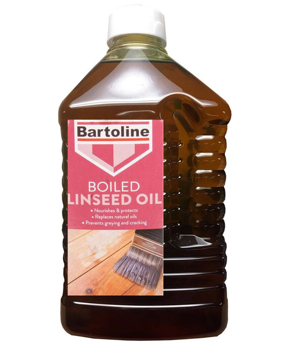 Bartoline Boiled Linseed Oil 2L