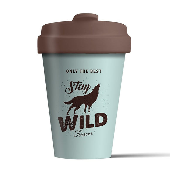 Blue Eyed Sun BambooCup Stay Wild