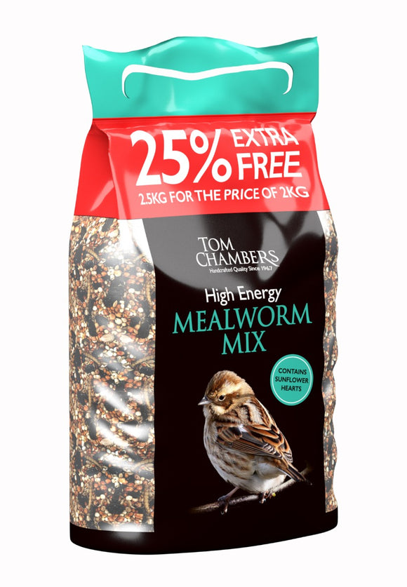 Tom Chambers Multi Seed & Nut Mix 3kg