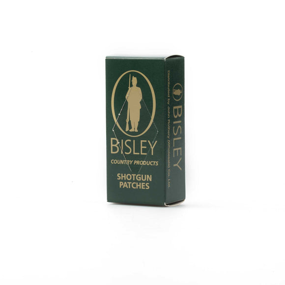 Bisley Shotgun Cleaning Patches 25 Pack