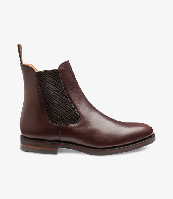 Loake Mens Chelsea Boots | Blenheim Brown