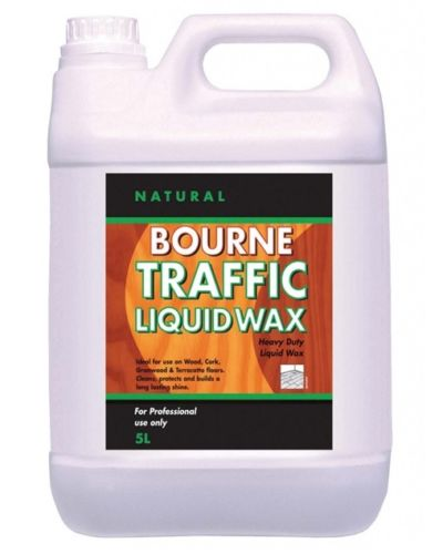 Diversey Bourne Traffic Liquid Wax 5L