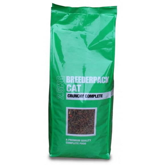 Breederpack Complete Cat Food - 2.5kg