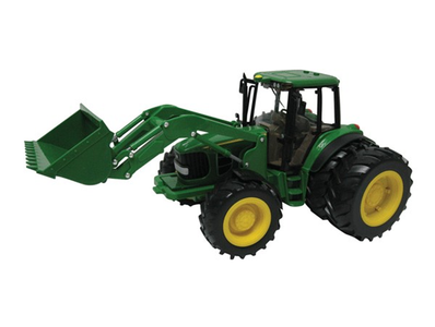 You added <b><u>Britains Big Farm John Deere 6830 Tractor with Dual Wheels & Front Loader</u></b> to your cart.