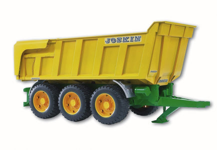 You added <b><u>Bruder Joskin Trailer 02212</u></b> to your cart.