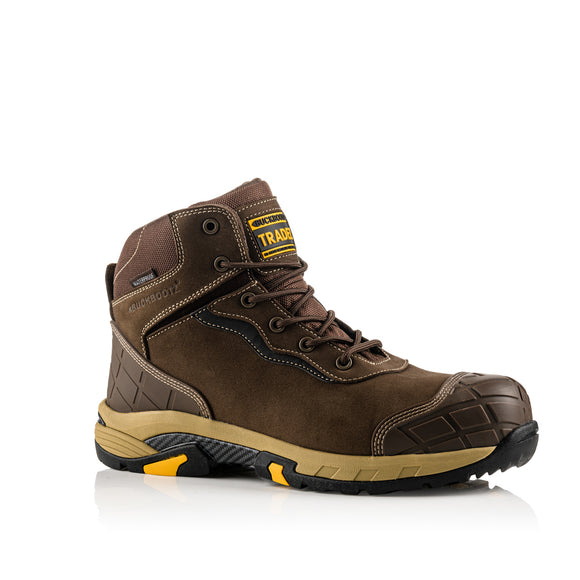 Buckler TRADEZ BLITZ S3 HRO Lightweight Waterproof Safety Boot