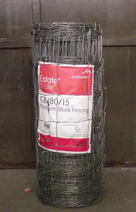 You added <b><u>Stock Wire C8/80/15 100m</u></b> to your cart.