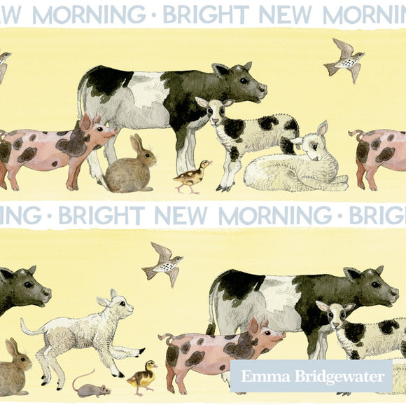 Emma Bridgewater Bright New Morning Cocktail Napkins