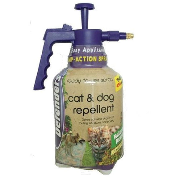 Defenders Cat & Dog Repellent Spray