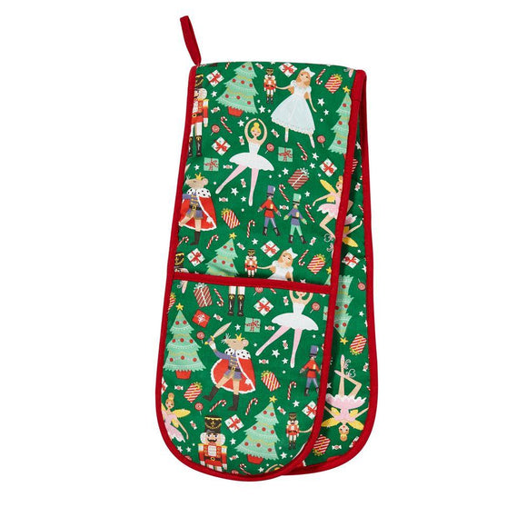Ulster Weavers Double Oven Glove Nutcracker