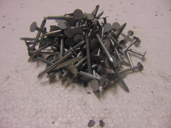Galvanised Clout Nails 30X2.65MM 1KG