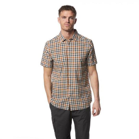Craghoppers Giovanni Short Sleeved Shirt