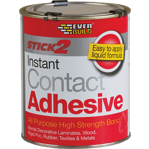 Everbuild All Purpose Contact Adhesive 125ml