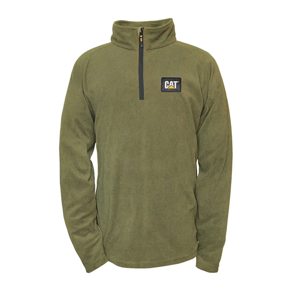 Caterpillar AG Fleece Pull Over Jumper