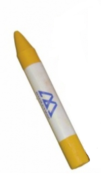 Rubber Marking Crayon Yellow