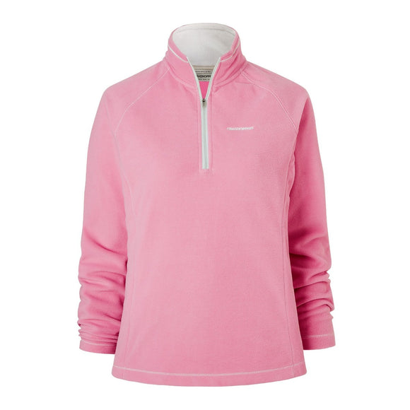 Craghoppers Womens Fleece Seline English Rose Pink