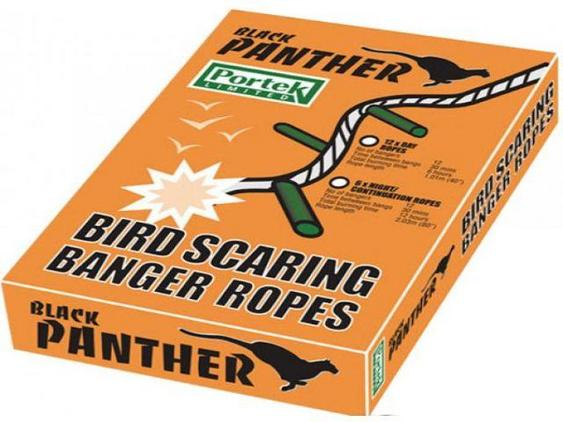 Portek Bird Scarer Day Ropes 12 Ropes Per Box