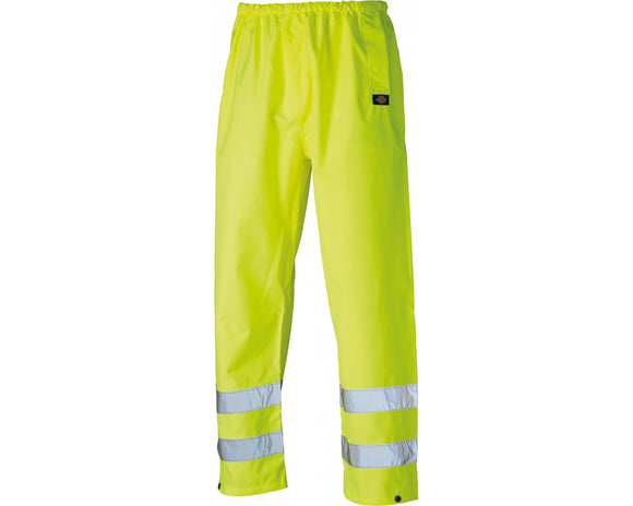 Dickies High Visibility Safety Highway Trousers