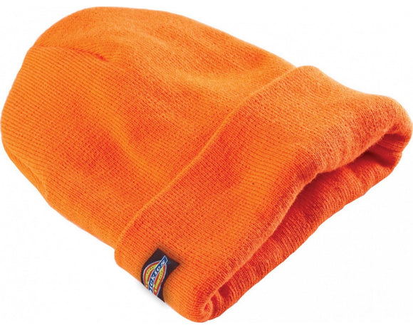 Dickies Hi Viz Beanie Orange