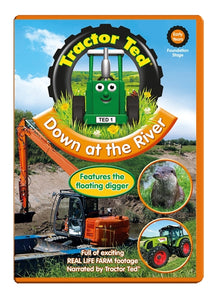 You added <b><u>Tractor Ted Down At The River DVD</u></b> to your cart.