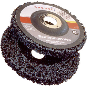You added <b><u>Dronco 115 x 22mm Bore Angle Grinder Cleaning Fleece Disc Coarse</u></b> to your cart.