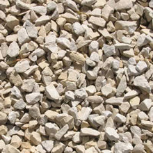 20mm Yorkshire Cream Chippings 25kg