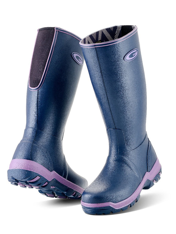 Grubs Rainline Wellington Boots