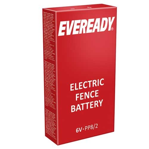 Eveready 6V PP8/2 Battery