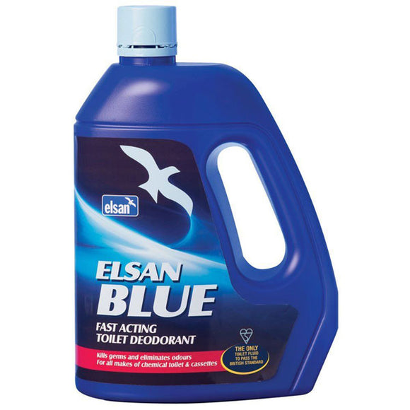 Elsan Blue Toilet Liquid 4L