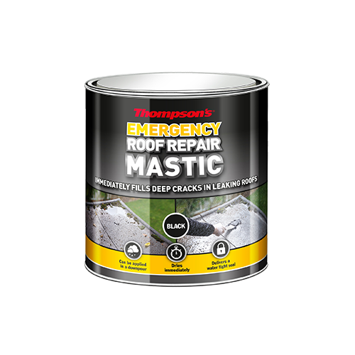 Thompson's Emergency Roof Repair Mastic 750ml
