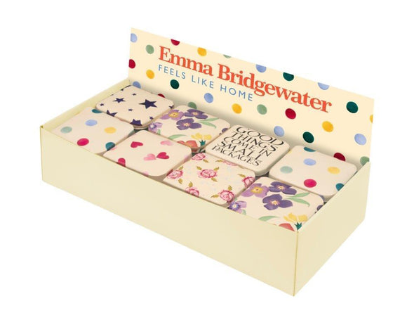Emma Bridgewater Pocket Tins Assorted
