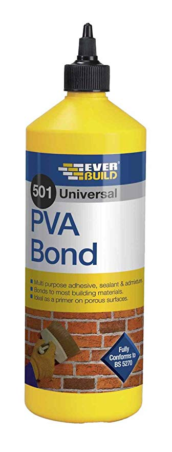 Everbuild 501 PVA Bond 500ml