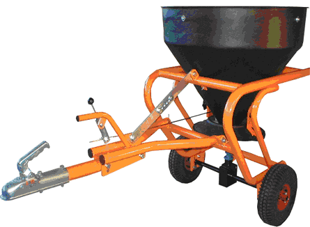 Gritex Everest Plus Towable Gritter 250kg