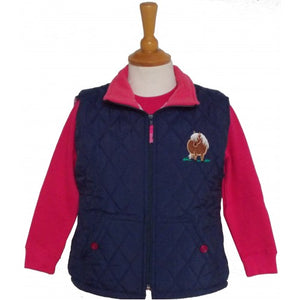You added <b><u>British Country Collection Fat Ponies Quilted Gilet</u></b> to your cart.