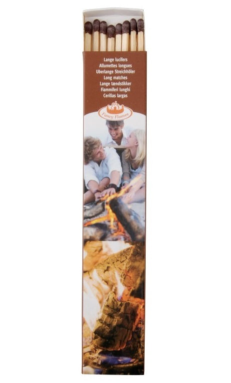 Fallen Fruits Long Matches 20cm 10pk