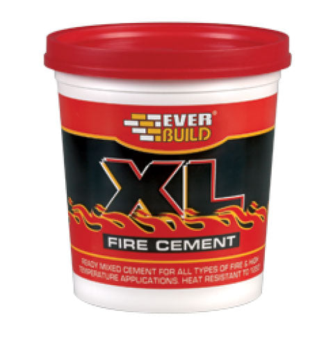 Everbuild XL Fire Cement 500g
