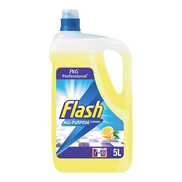 Flash All-Purpose Cleaner Crisp Lemon 5L