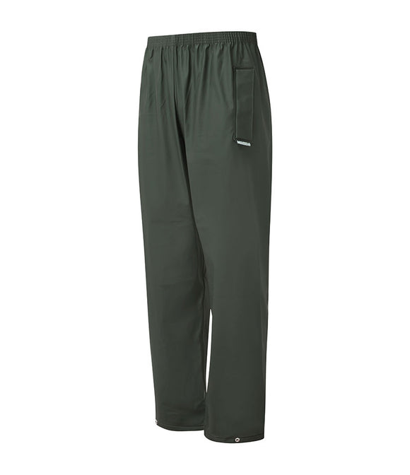 Fortress Flex Waterproof Trouser 920 Olive Green