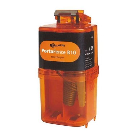 Gallagher B10 Battery Fence Energiser